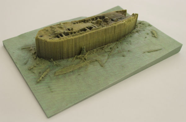 Artifacts of Arctic Doom: Relics From HMS Erebus - The