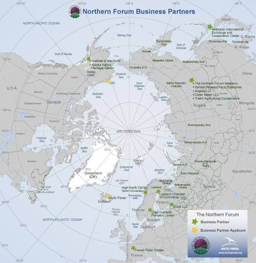 Northern Forum Business Partners