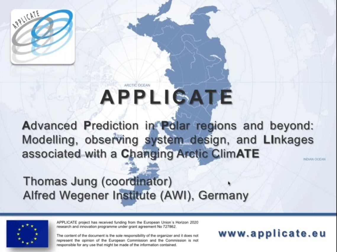Postdoc (m/f/d) with focus on climate dynamics - The Northern Forum