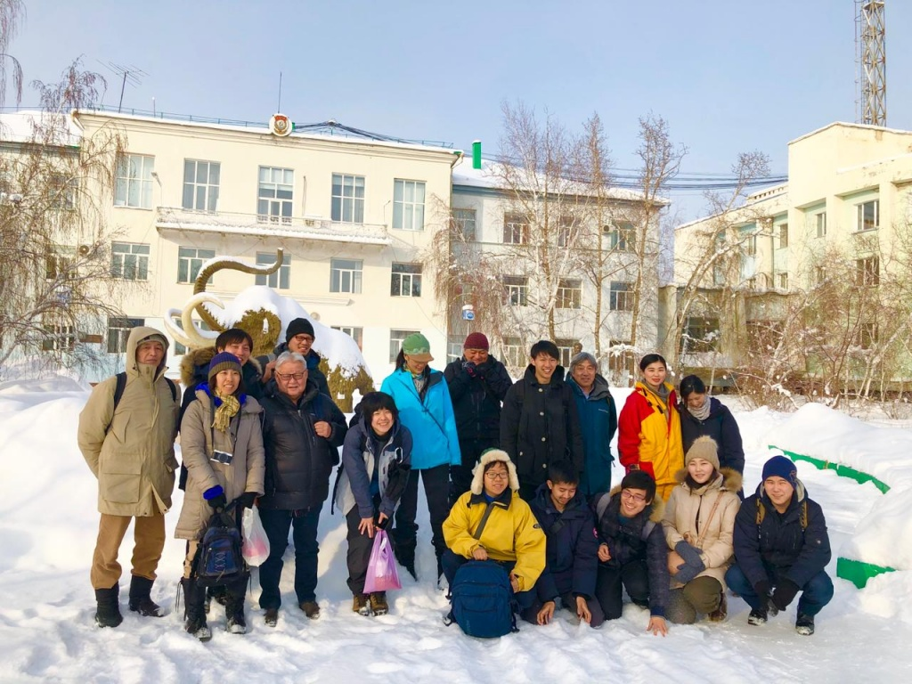 Arctic Winter School 2020 in Yakutsk