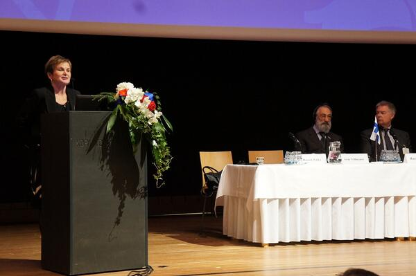 Northern Forum participates in Rovaniemi