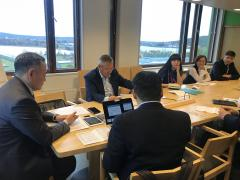 Meeting of the Northern Forum Working Group in Rovaniemi