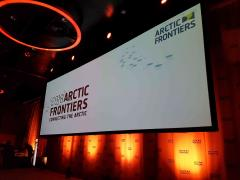 Arctic Frontiers conference in Tromsø is attended by the Northern Forum members