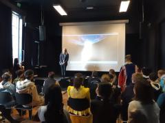 Mayor of Akureyri welcomes YEF participants