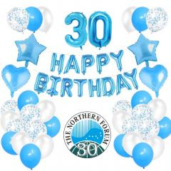 30th anniversary's congratulations!