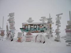 Повышение июльской температуры в Аляске