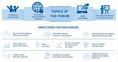 Main results of the VIII International Forum