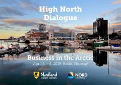 High North Dialogue 2019