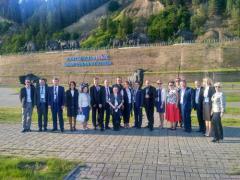 Regional Coordinators meeting concluded in Khanty-Mansiysk