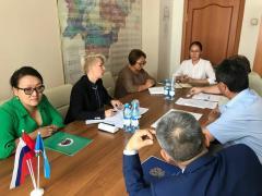 Chukotka Regional Coordinator visited Yakutsk