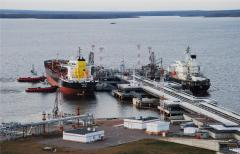 First investments in future Arctic port exceed $5 million