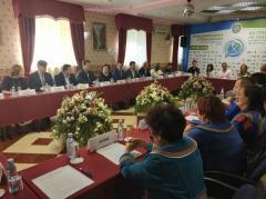 NF signed a Memorandum of Understanding on Ethnosport