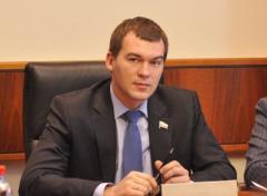 Путин назначил врио губернатора Хабаровского края