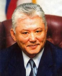Mikhail Nikolaev, the first Sakha President's 80th Anniversary