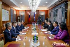 Монгольская провинция может вступить в Северный форум