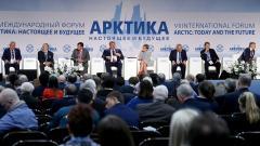 Arctic development is being discussed in Saint Petersburg