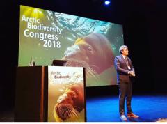 Arctic Biodiversity Congress 2018 9-12 October 2018 (Rovaniemi, Finland) Summary Highlights: 9 - 12 October 2018
