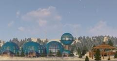 """International Arctic station """"Snezhinka"""" is planned to be opened in Yamal in 2022"""