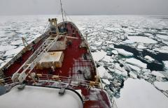 Trump orders icebreaking fleet program
