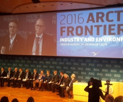 Arctic Frontiers of the Northern Forum